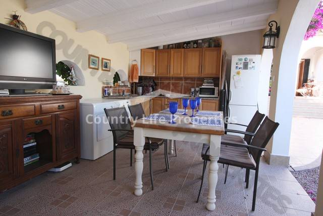 Resale - Villa - Almoradi - Countryside