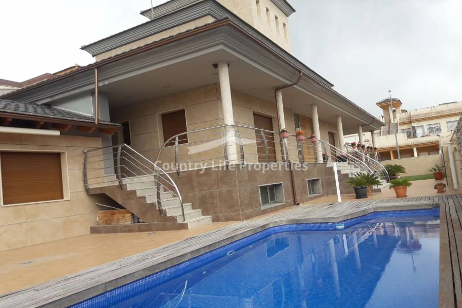 Resale - Villa - Benejuzar - Village