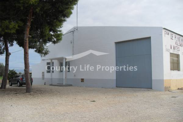 Commercial - Long term let - Dolores - Countryside