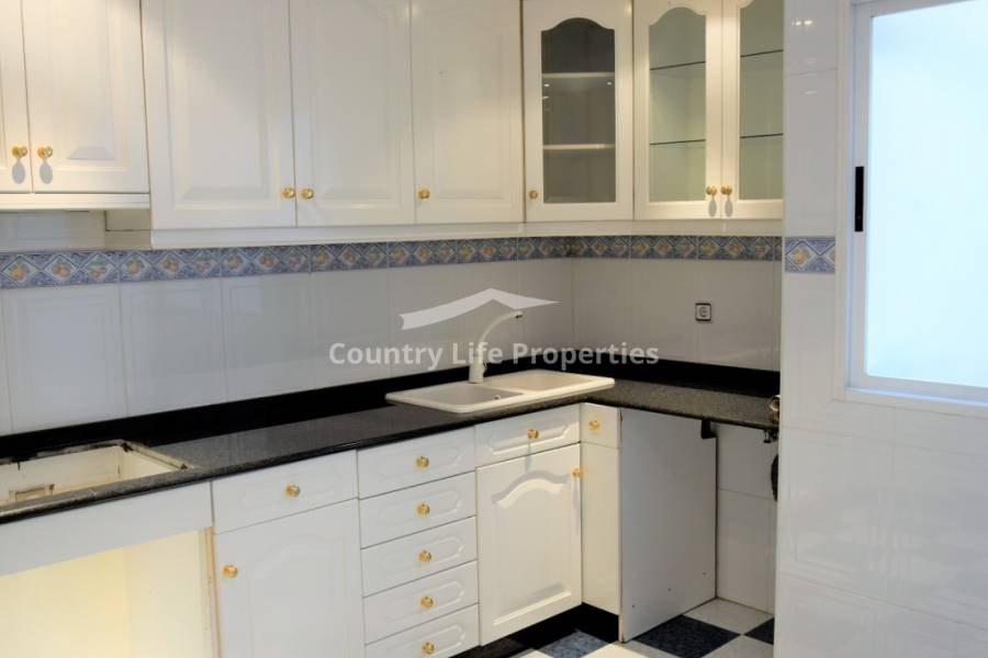 Resale - Apartment - Catral - Town