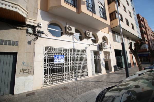 Commercial - Resale - Orihuela - Town