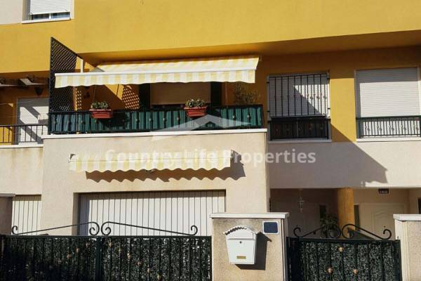 Townhouse - Resale - Catral - Town