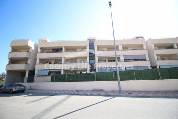 Apartment - Resale - Jacarilla - Town