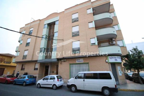 Apartment - Long term let - Almoradi - Town