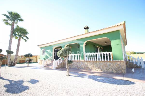 Villa - Resale - Catral - Countryside